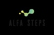 Alfa steps | Saulius Paliūnis